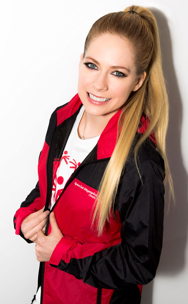 Avril Lavigne, Special Olympics