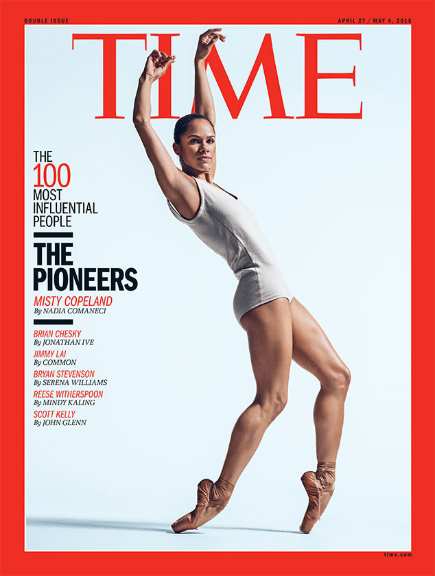 Misty Copeland, TIME 100