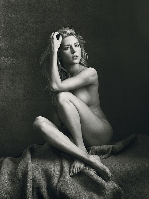 Katheryn Winnick, Allure, Nude