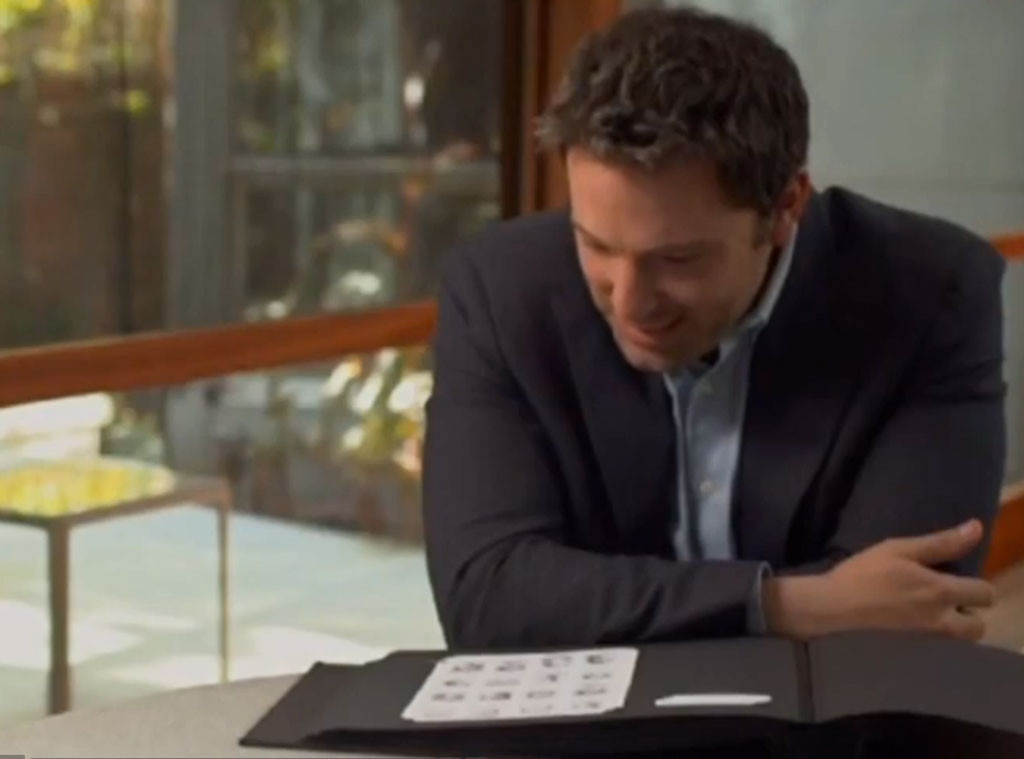 Ben Affleck, Finding Your Roots