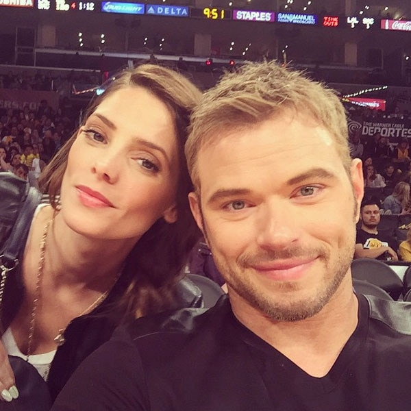 Kellan Lutz, Ashley Greene
