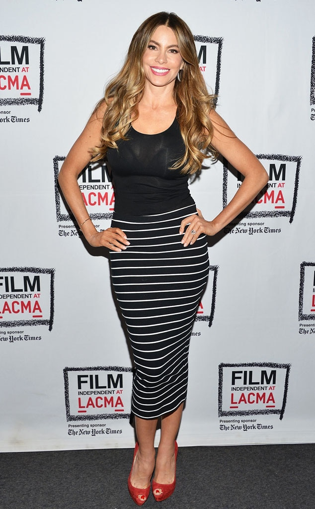 Best of the Red Carpet, Sofia Vergara