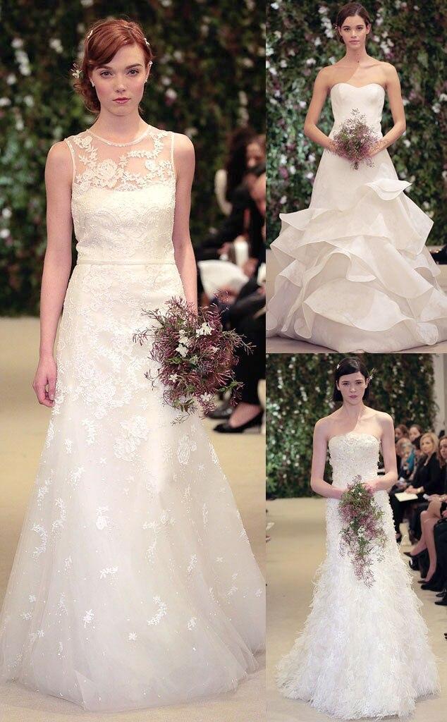 Carolina Herrera, Spring 2016 Bridal