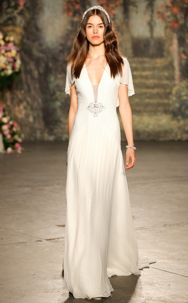 Jenny Packham From Best Looks The Spring 2016 Bridal Collections E News