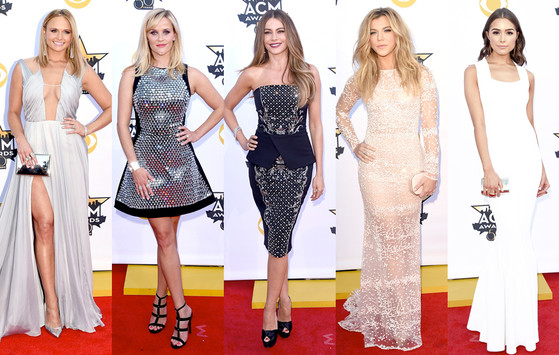 Best Dressed, Academy of Country Music Awards