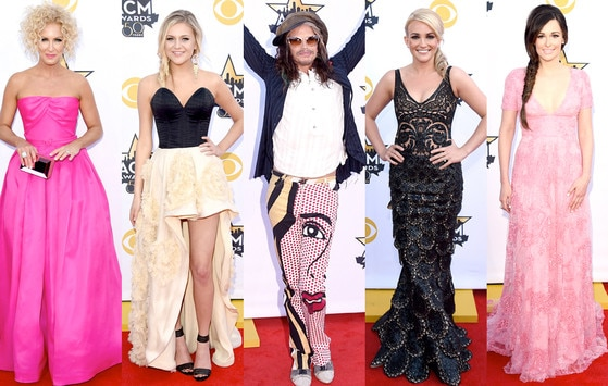 Worst Dressed, Academy of Country Music Awards