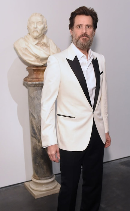LACMA 50th Anniversary, Jim Carrey