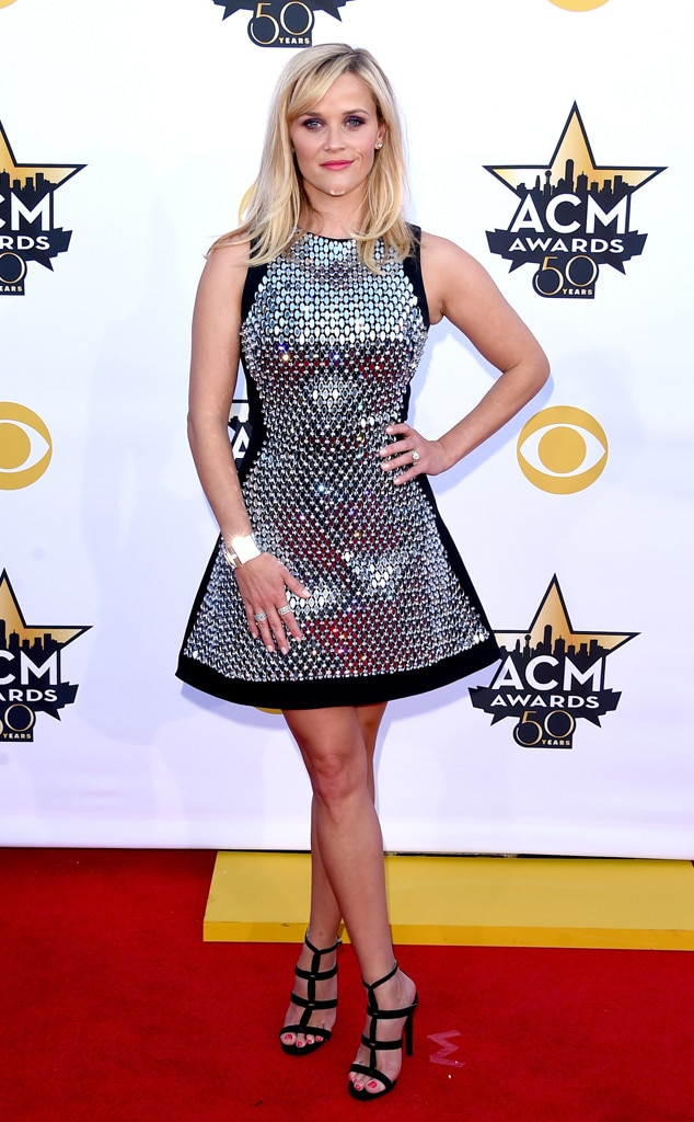 Reese Witherspoon, Academy of Country Music Awards
