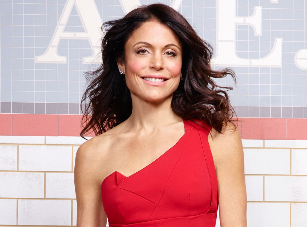 Real Housewives, Bethenny Frankel RHONY Premiere