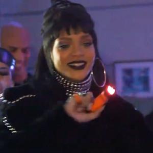 Rihanna, Jimmy Kimmel