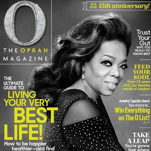 Oprah Winfrey, O, The Oprah Magazine