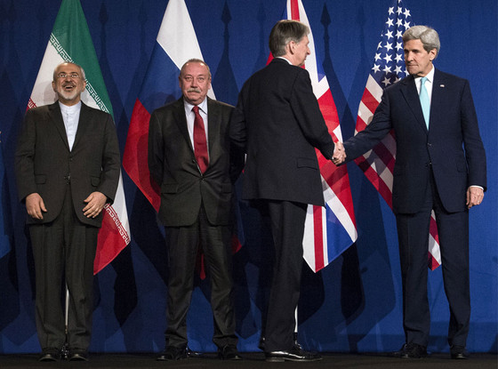 United States, Iran, Negotiations