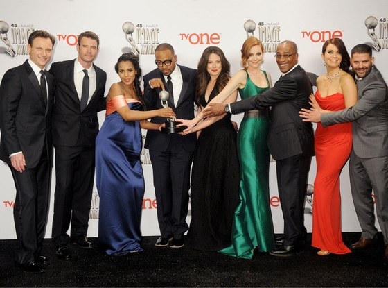 Columbus Short, Scandal Cast