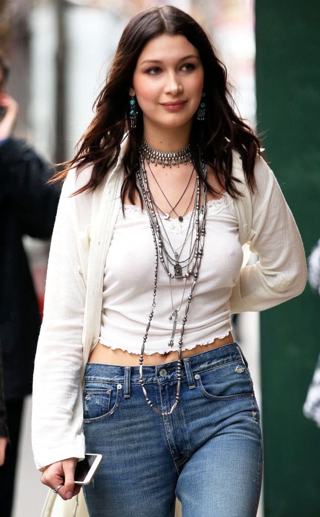 Bella Hadid From The Big Picture Today S Hot Photos E News