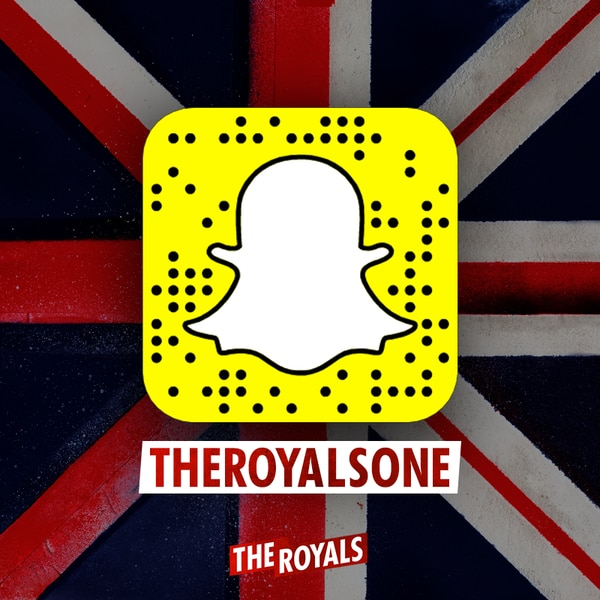 The Royals on Snapchat