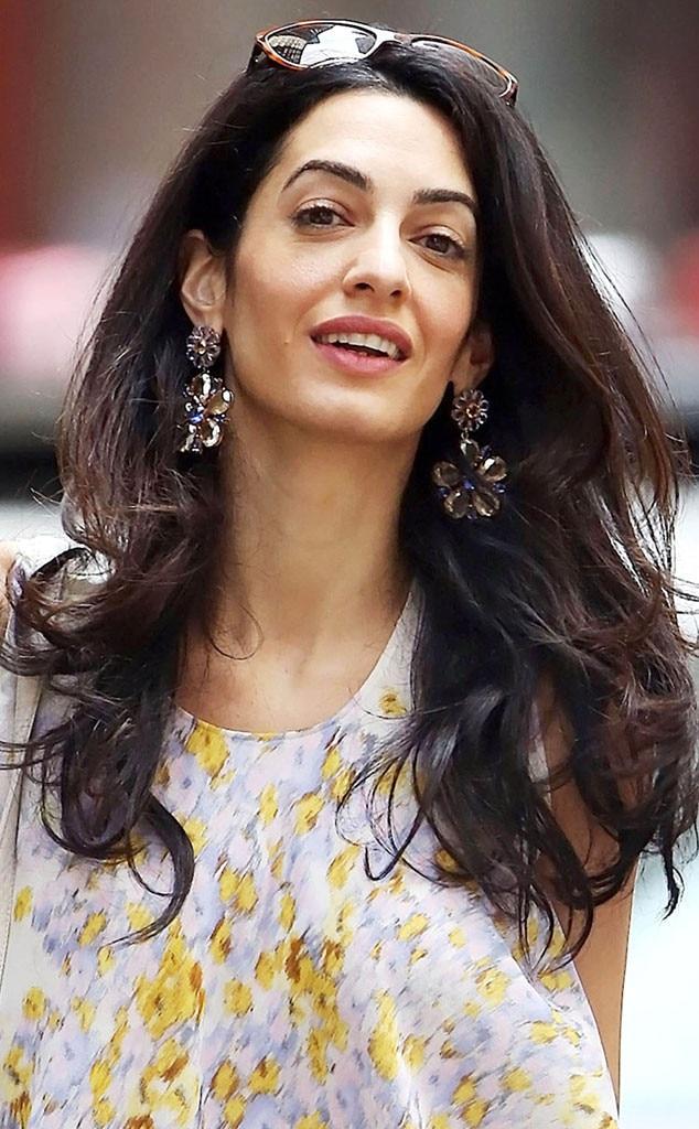 Amal Clooney, Fashion