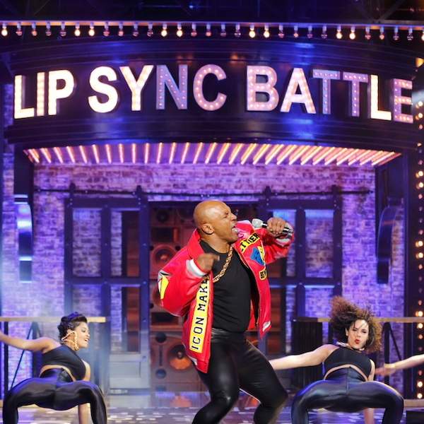 Lip Sync Images On Pinterest: Mike Tyson From Lip Sync Battle Performances