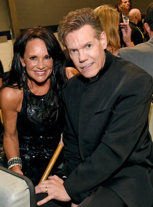 Randy Travis, Mary Davis