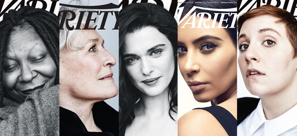Power of Women, Variety Magazine