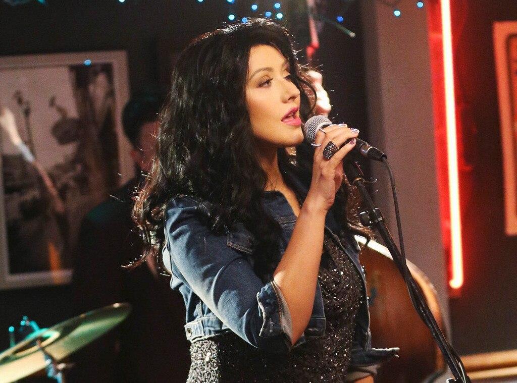 Christina Aguilera, Nashville
