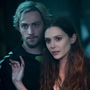 Avengers: Age Of Ultron, Aaron Taylor-Johnson, Elizabeth Olsen