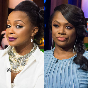 Phaedra Parks, Kandi Burruss, Real Housewives of Atlanta