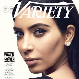 Kim Kardashian, Variety Magazine