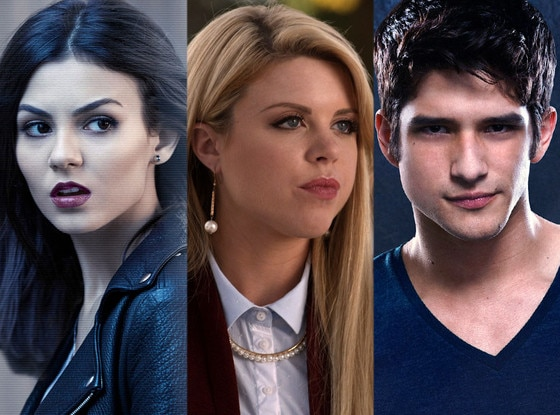 Eye Candy, Faking It, Teen Wolf