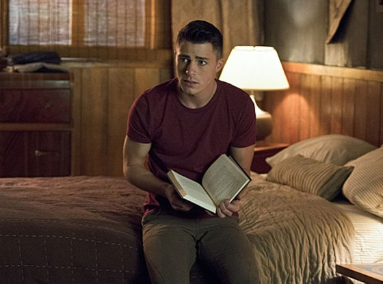 Arrow, Colton Haynes