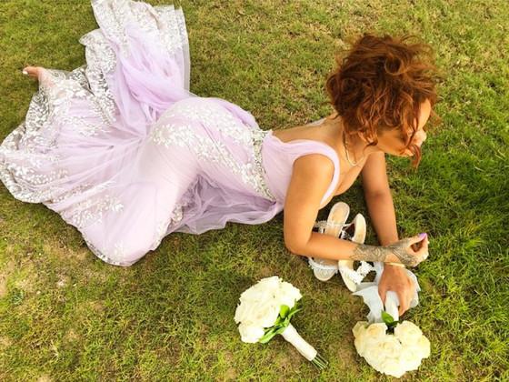 Rihanna, 420 Bridesmaid