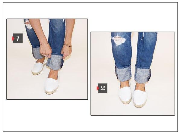 ESC, Pant Cuffs