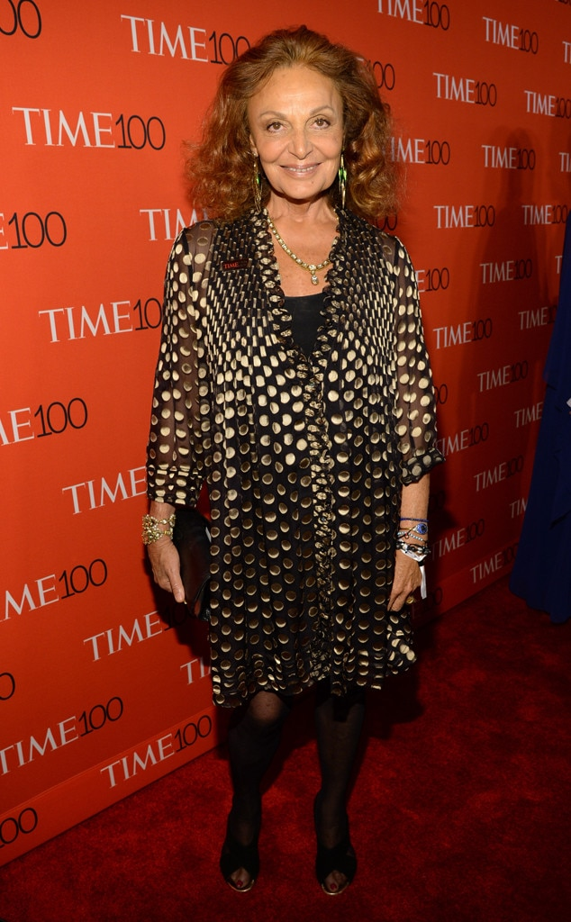 diane von furstenberg from time 100 gala 2015 e news. Black Bedroom Furniture Sets. Home Design Ideas