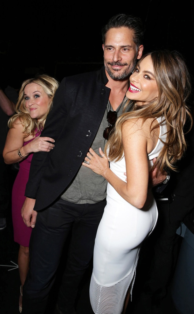 Reese Witherspoon, Sofia Vergara, Joe Manganiello