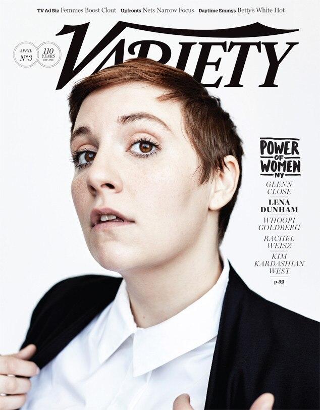 Lena Dunham, Variety Magazine