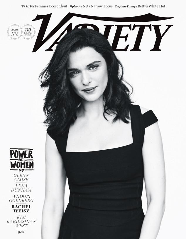 Rachel Weisz, Variety Magazine