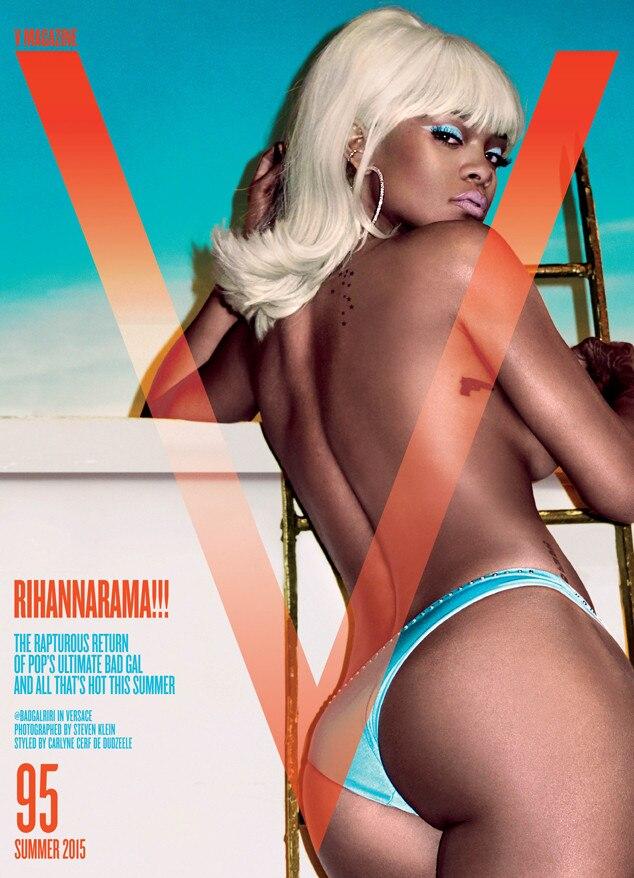 Rihanna, V Magazine 95
