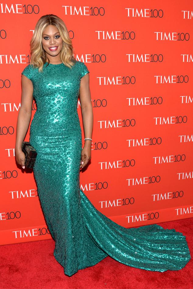 Laverne Cox, TIME 100 Gala