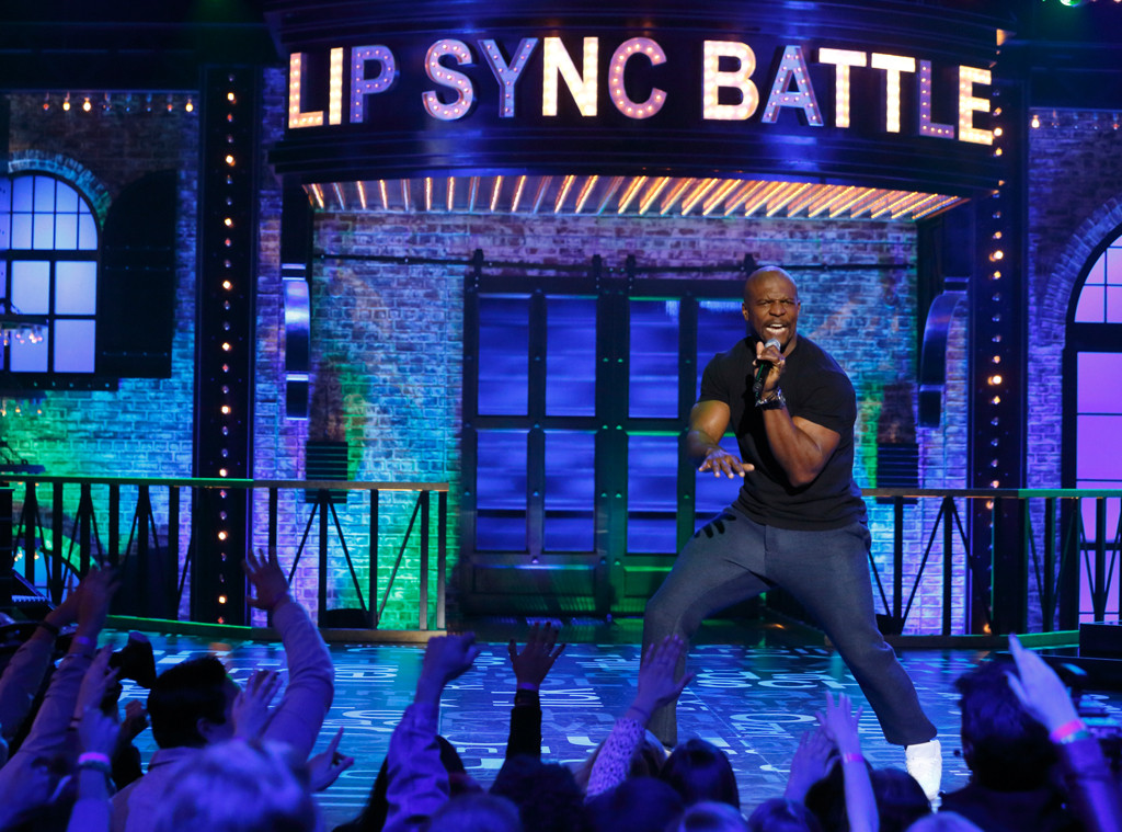 Celebrity lip sync show host
