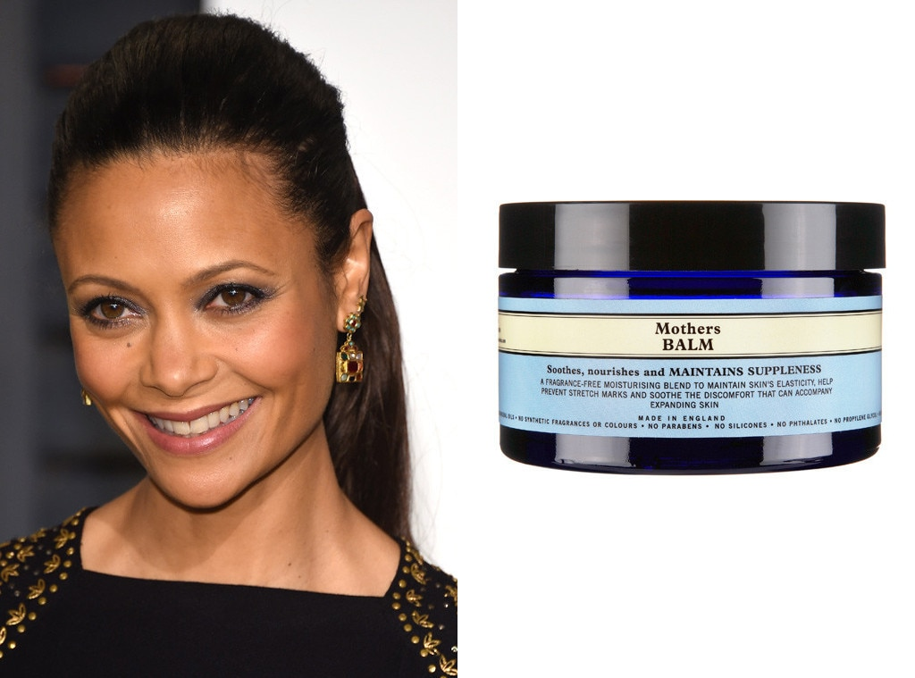 Thandie Newton, Celeb Favorite Eco Beauty Products ESC