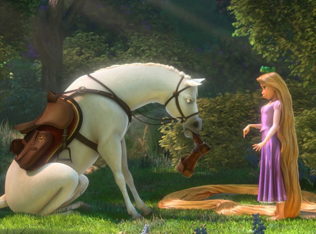 tangled from famous tv and movie horses e news
