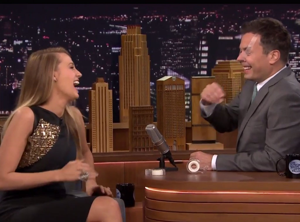 Jimmy Fallon, Blake Lively