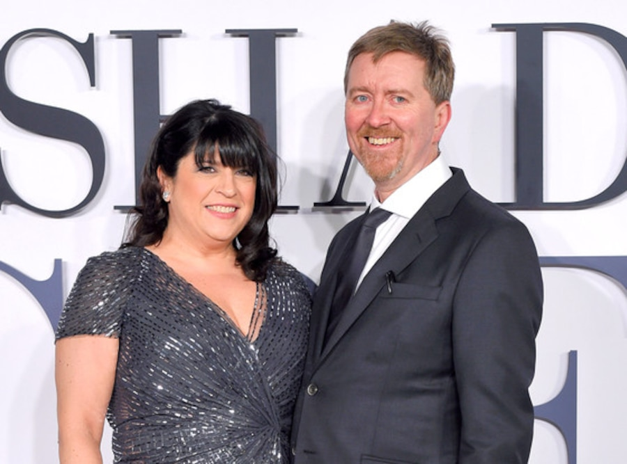 Fifty Shades of Grey Sequel: E.L. James' Husband Niall ...