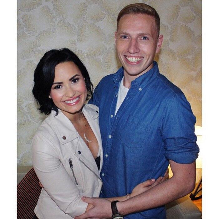 Demi Lovato, Nathan Funbridge