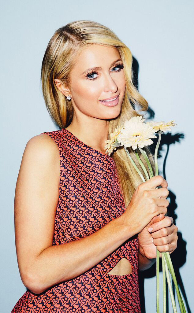 Paris Hilton, Nylon