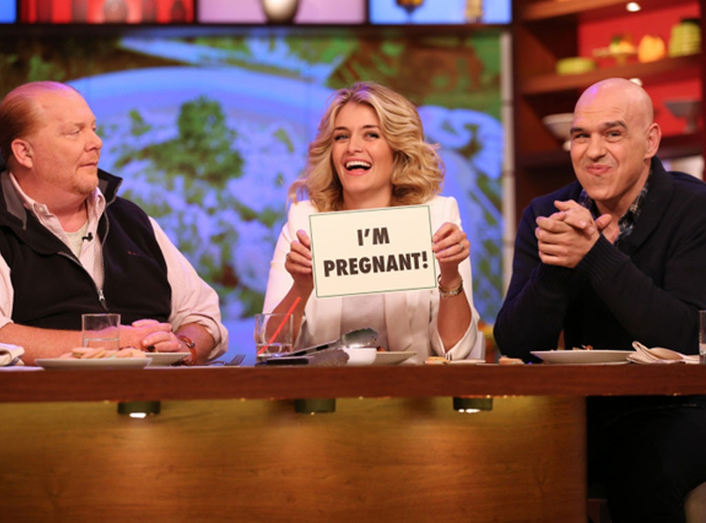 The Chew daphne oz gives birth: the chew co-host welcomes second child—find