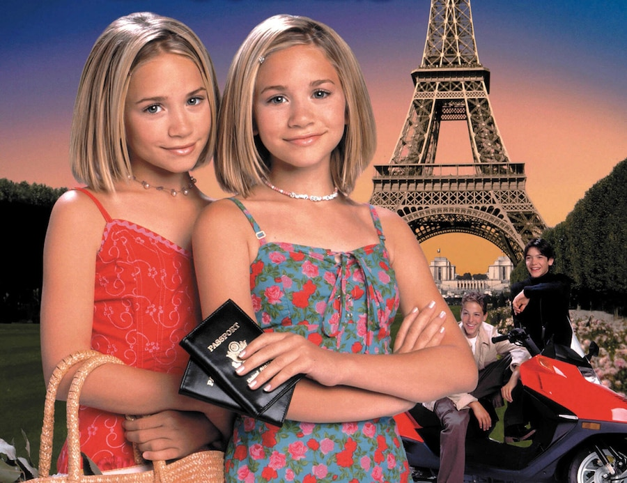 Mary-Kate Olsen, Ashley Olsen, Passport to Paris