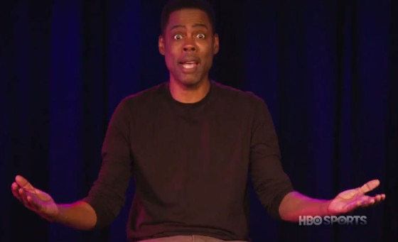 Chris Rock, Real Sports