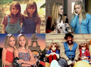 Mary-Kate Olsen, Ashley Olsen, Movies
