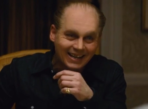 Johnny Depp, Black Mass