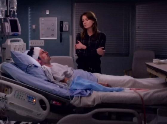 WWK, Grey's Anatomy Spoiler